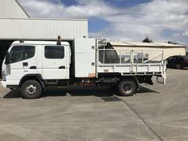 2009 Mitsubishi Fuso Canter Duel Cab Tipper - picture0' - Click to enlarge