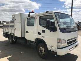 2009 Mitsubishi Fuso Canter Duel Cab Tipper - picture2' - Click to enlarge