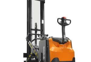 Toyota BT Staxio SWE120XR Walkie Reach Stacker Forklift
