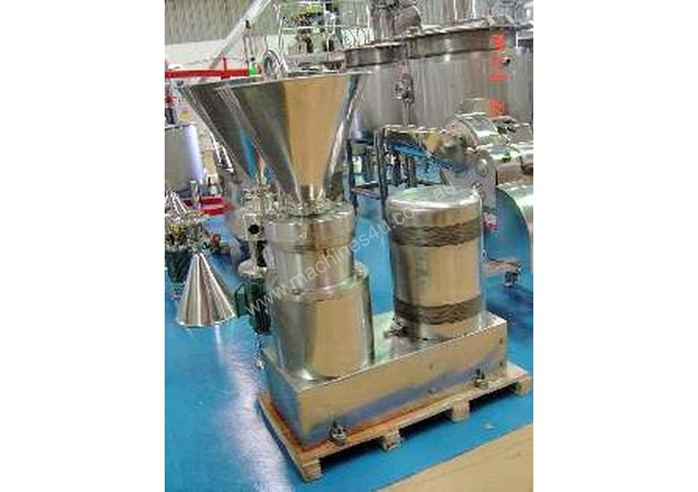 NEW s/s Colloid Mill