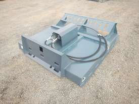 Unused 1800mm Hydraulic Brush Cutter to suit Skidsteer Loader - 10419-17 - picture3' - Click to enlarge