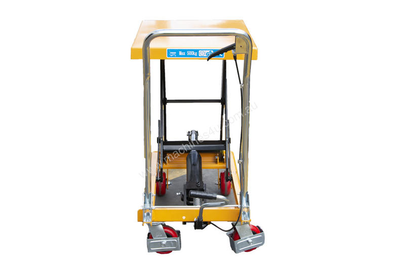 500kg Scissor Lift Table