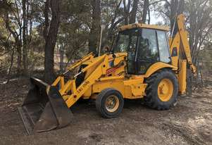 Jcb   3CX Backhoe Loader Loader