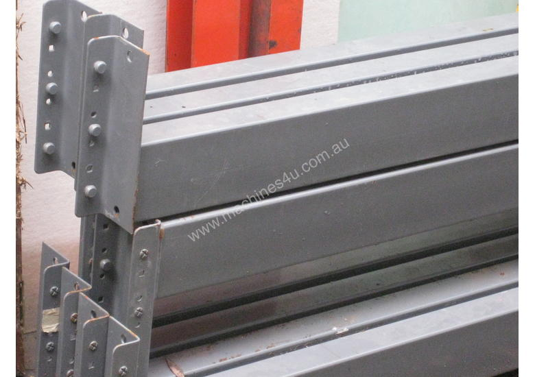 Pallet Racking 3200mm Load Beams and 2440 Endframes easy 8' mezz floor*