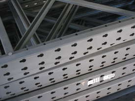 Pallet Racking 3200mm Load Beams and 2440 Endframes easy 8' mezz floor* - picture1' - Click to enlarge