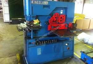 Kingsland (British) 100 Ton Punch & Shear