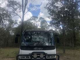 Crane truck Isuzu ftr 900 2006 fitted with a palfinger pk 8500 . Very good condition comes with work - picture4' - Click to enlarge