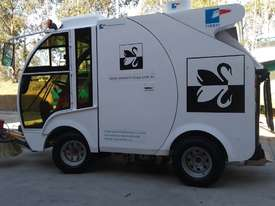TIANYI - Mini Truck Sweeper - picture1' - Click to enlarge