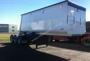 Moore B/D Lead/Mid Tipper Trailer