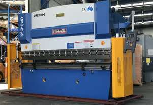 175Ton x 3200mm Heavy Duty 2 Axis NC Hydraulic Pressbrake