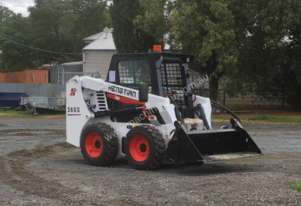 Skid Steer 60hp Ac Cabin 800kg Lifting Capacity