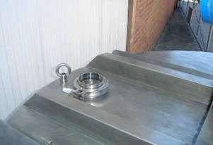 Jacketed 1000L Cooker Kettle (Scrape Sided) 316