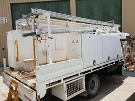 2006 Hino 300 series service truck - picture9' - Click to enlarge