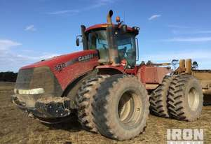 2011 (unverified) Case IH STX550HD Articulated Tractor