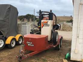 Ditch Witch FX20 Vac Trailer for sale  - picture0' - Click to enlarge