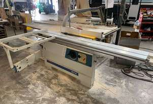 Panel Table Saw with Ledacraft Dust Extractor - SCM Minimax SC4W