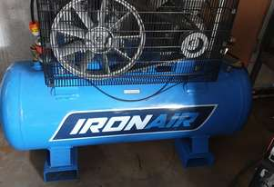 Iron Air 5.5 hp compressor