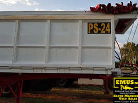 2012 Rhino Side Tipper with a New Bin.  TS447 - picture7' - Click to enlarge