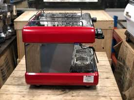 BOEMA CONTI CC100 2 GROUP RED ESPRESSO COFFEE MACHINE  - picture8' - Click to enlarge