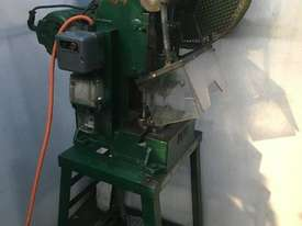 Jones & Attwood 6ton Incline Press - picture0' - Click to enlarge