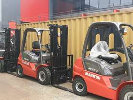 IN STOCK - NEW MANITOU 2.5T DIESEL FORKLIFT - picture0' - Click to enlarge