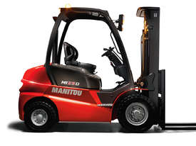 IN STOCK - NEW MANITOU 2.5T DIESEL FORKLIFT - picture1' - Click to enlarge