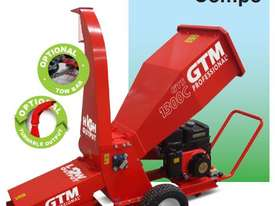 GTM GTS1300 COMPO WOOD CHIPPER - picture0' - Click to enlarge