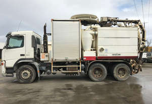 Volvo FM9 c/w Spoutvac SV3750JB Jetting Combination Truck