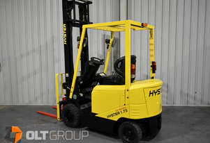 Hyster Electric Forklift 4315mm Lift Height 1769 Low Hours Excellent Condition