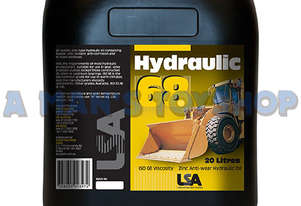 LSA OIL HYDRAULIC 68 20 LITRE DRUM