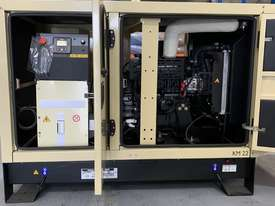 KOHLER KM22 IV 22kVA DIESEL GENERATOR ENCLOSED WATER COOLED | Made in France | - picture0' - Click to enlarge