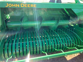 John Deere 348 Square Baler Hay/Forage Equip - picture3' - Click to enlarge