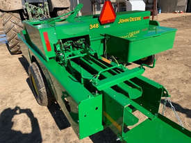 John Deere 348 Square Baler Hay/Forage Equip - picture1' - Click to enlarge