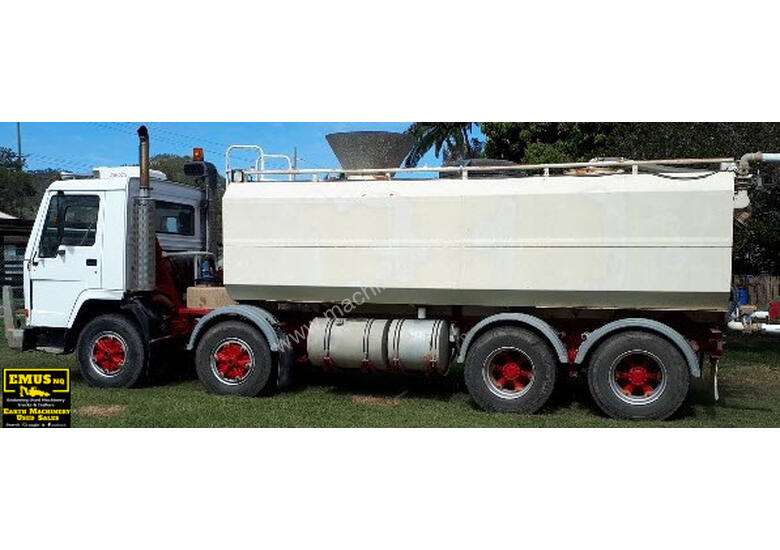 Volvo 19,000ltr Water Truck, ready to work.  E.M.U.S. TS479