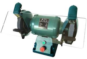 Brobo Waldown Bench Grinder Polishing Buff Model 200HD 240 & 415 Volt Australian Made Quality