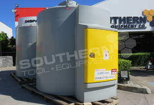 10,000L Bunded Diesel Fuel Tank 240V Fully Certified for Australia TFBUND