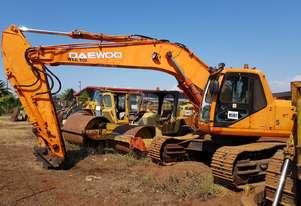 2001 Daewoo SL330LC-V Excavator *CONDITIONS APPLY*