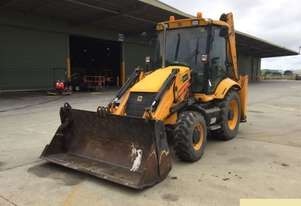 Ex Council JCB Backhoe 3cx 4x4