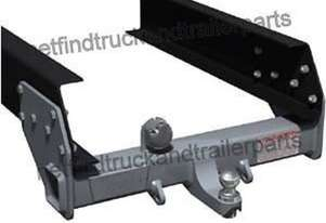 Tow Hitch to suit 50mm Ball (3500kg) coupling Truck Trailer Towbar BT-350 with Bolt Kit