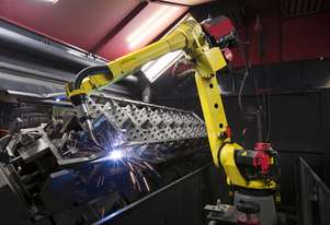Flexible and customisable welding robot