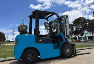 Used 3 Ton Dual Fuel Forklift