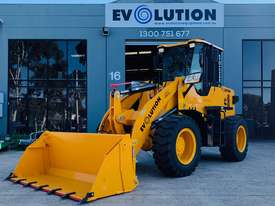 2020 EVO W2800 Wheel Loader  - picture0' - Click to enlarge