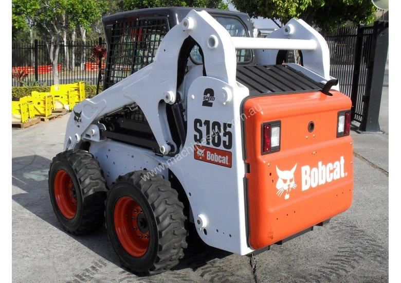 New 2012 Bobcat S185 Wheeled SkidSteers in , - Listed on