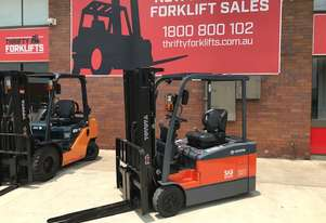 TOYOTA FORKLIFTS 7FBE20 - NEW BATTERY