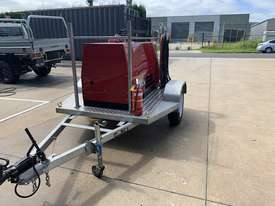 Lincoln Electric Weldanpower 350+ Welder and generator 3 phase. Trailer Included - picture0' - Click to enlarge