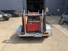 Lincoln Electric Weldanpower 350+ Welder and generator 3 phase. Trailer Included - picture1' - Click to enlarge