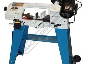 BS-4A Metal Cutting Band Saw - Swivel Vice 150 x 100mm (W x H)  Rectangle Capacity - picture0' - Click to enlarge