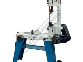 BS-4A Metal Cutting Band Saw - Swivel Vice 150 x 100mm (W x H)  Rectangle Capacity - picture2' - Click to enlarge