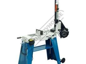 BS-4A Metal Cutting Band Saw - Swivel Vice 150 x 100mm (W x H)  Rectangle Capacity - picture3' - Click to enlarge