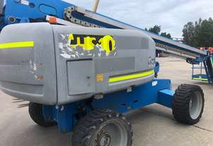 Genie 65ft   Stick Boom Lift
